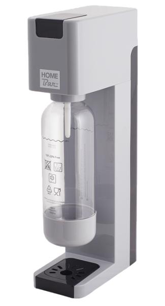 Аппарат для газирования воды Smart 110 NG silver